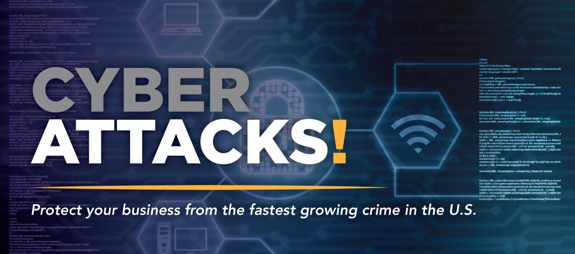 Cyber Attacks banner
